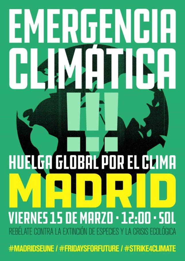 HUELGA CLIMÁTICA 15M